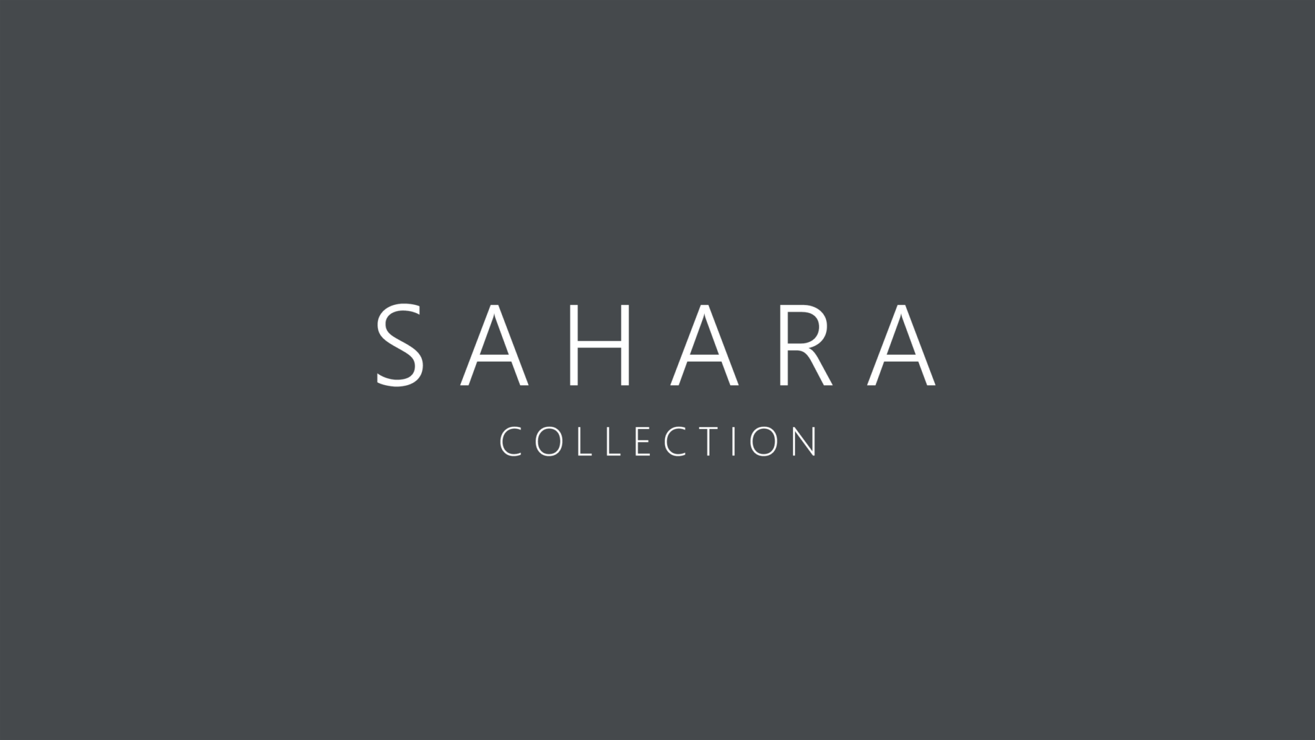 Sahara Collection